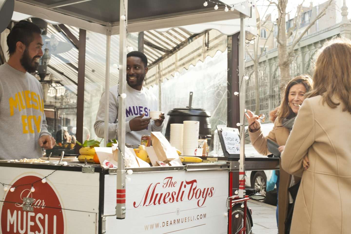 6 Questions with The Muesli Boys