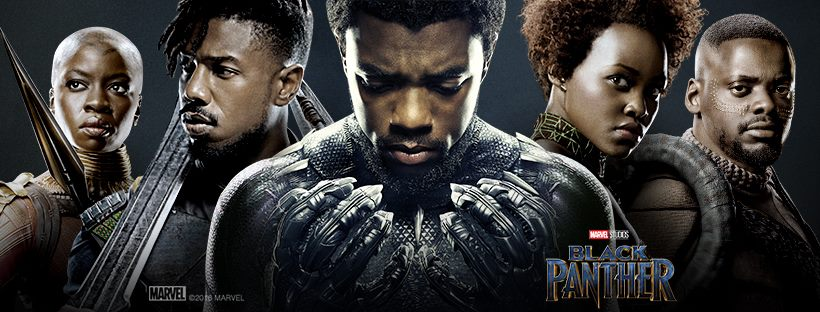 Black Panther, Women and Technology