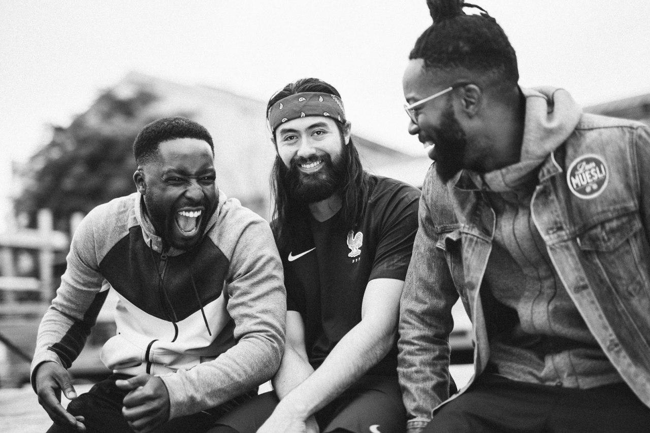 6 questions avec les Muesli Boys