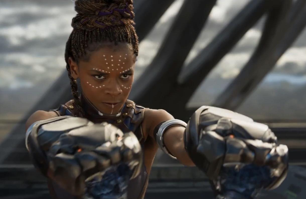 La Panthère noire, les femmes et la technologie