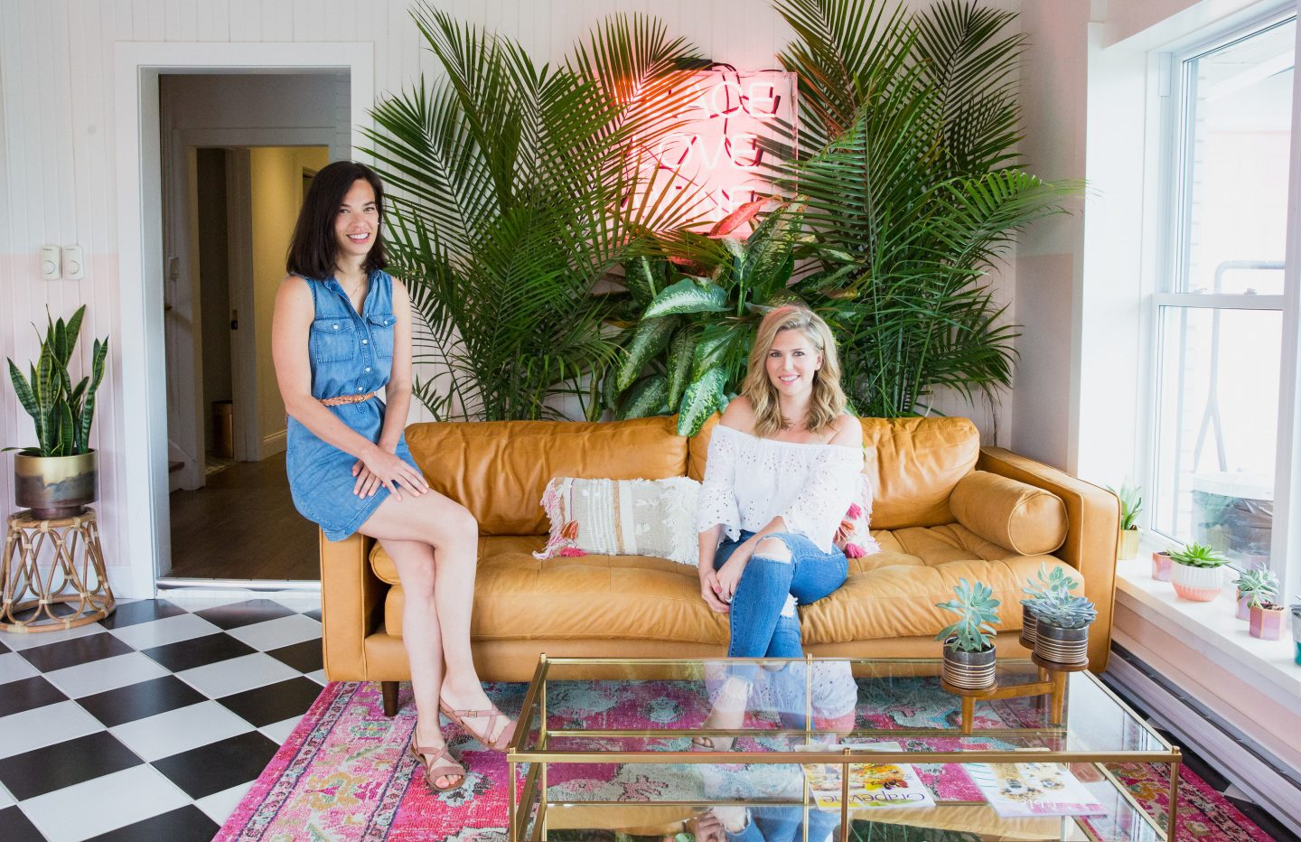 6 Questions with April Brown and Sarah Sklash
